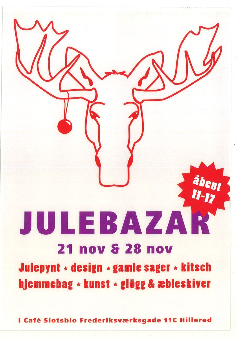 Julebazar